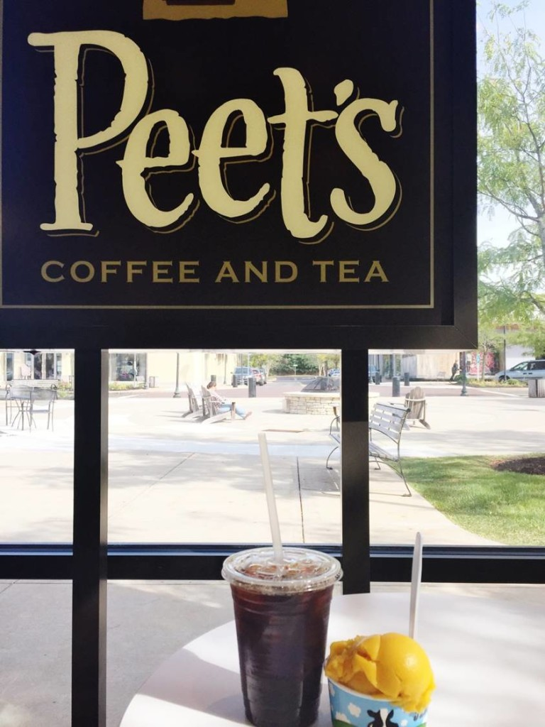 Ben & Jerry's and Peet's Coffee at Evergreen Walk