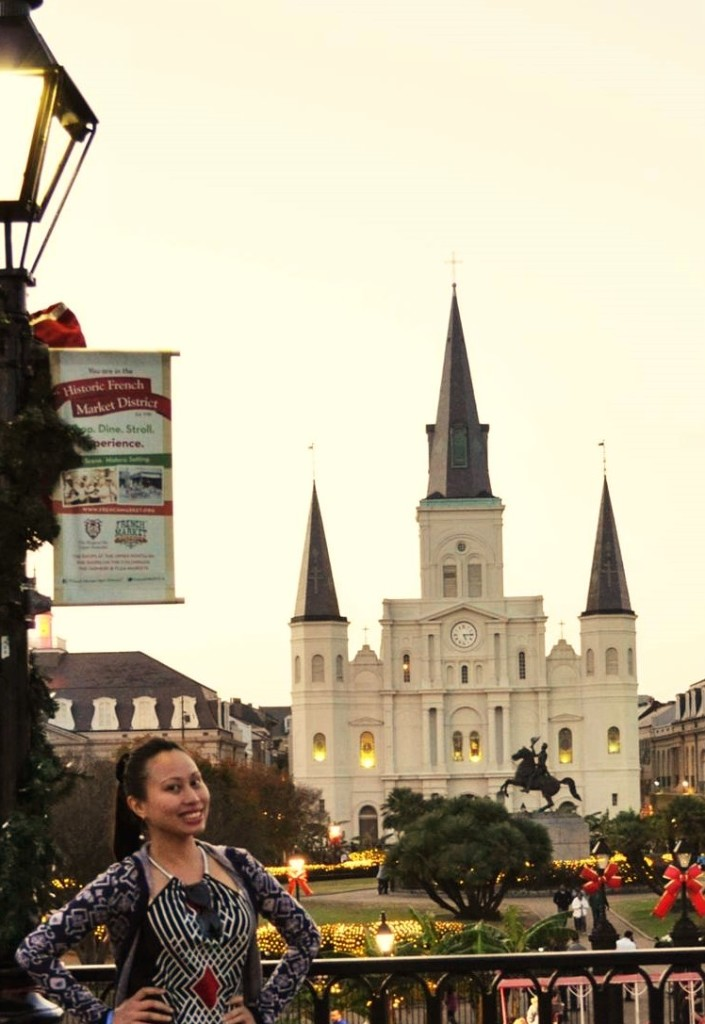 New Orleans, Check Out The Pictures Of My First Trip to NOLA