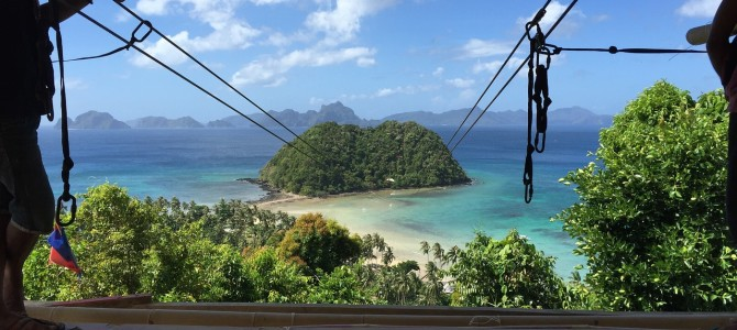 Longest Island to Island Zipline in the World