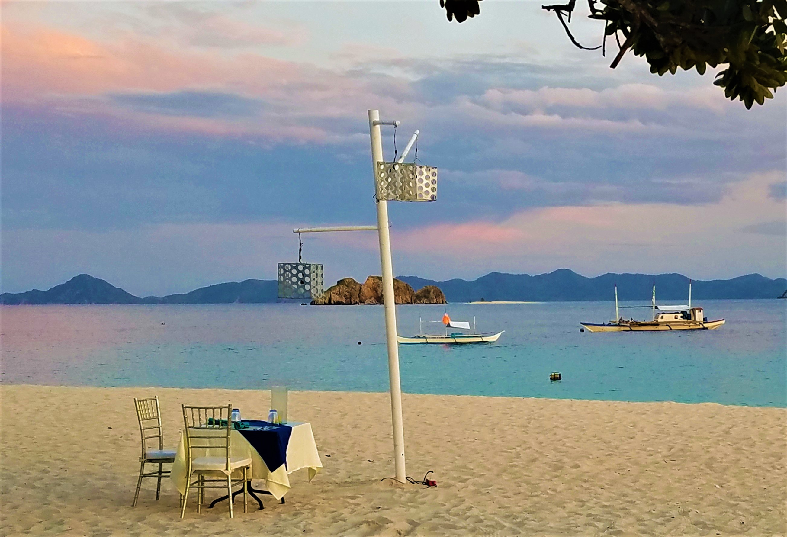 Club Paradise Resort, Coron, Palawan