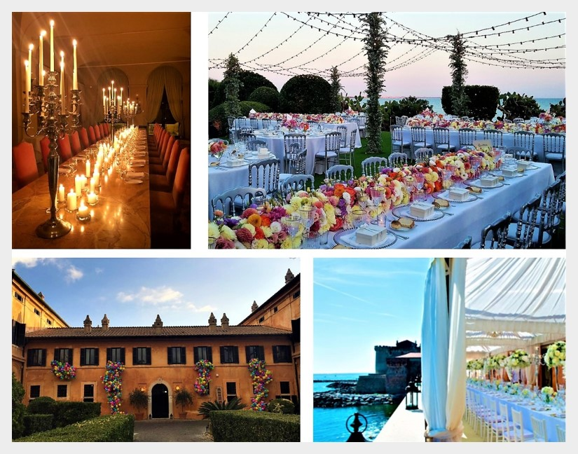 La Posta Vecchia Hotel - A Luxurious Wedding Destination
